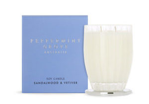 Large Candle 350g Sandalwood & Vetiver