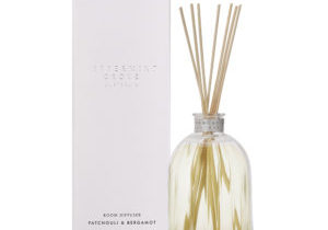 Large Diffuser 350ml Patchouli & Bergamot