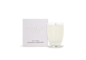 Small Candle 60g Patchouli & Bergamot
